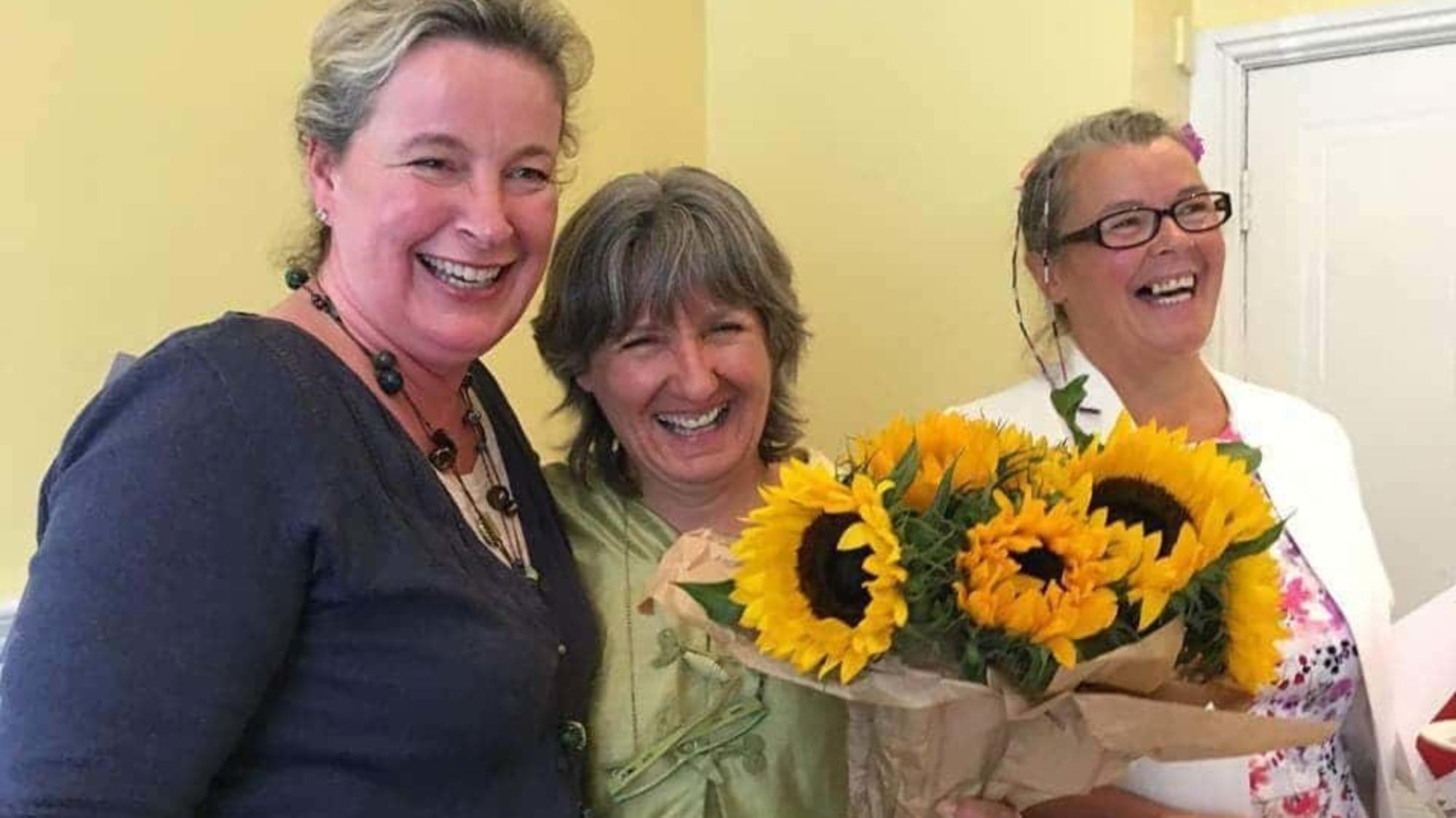 kate manders, GC2, graduation, growing club stories, bloom and grow