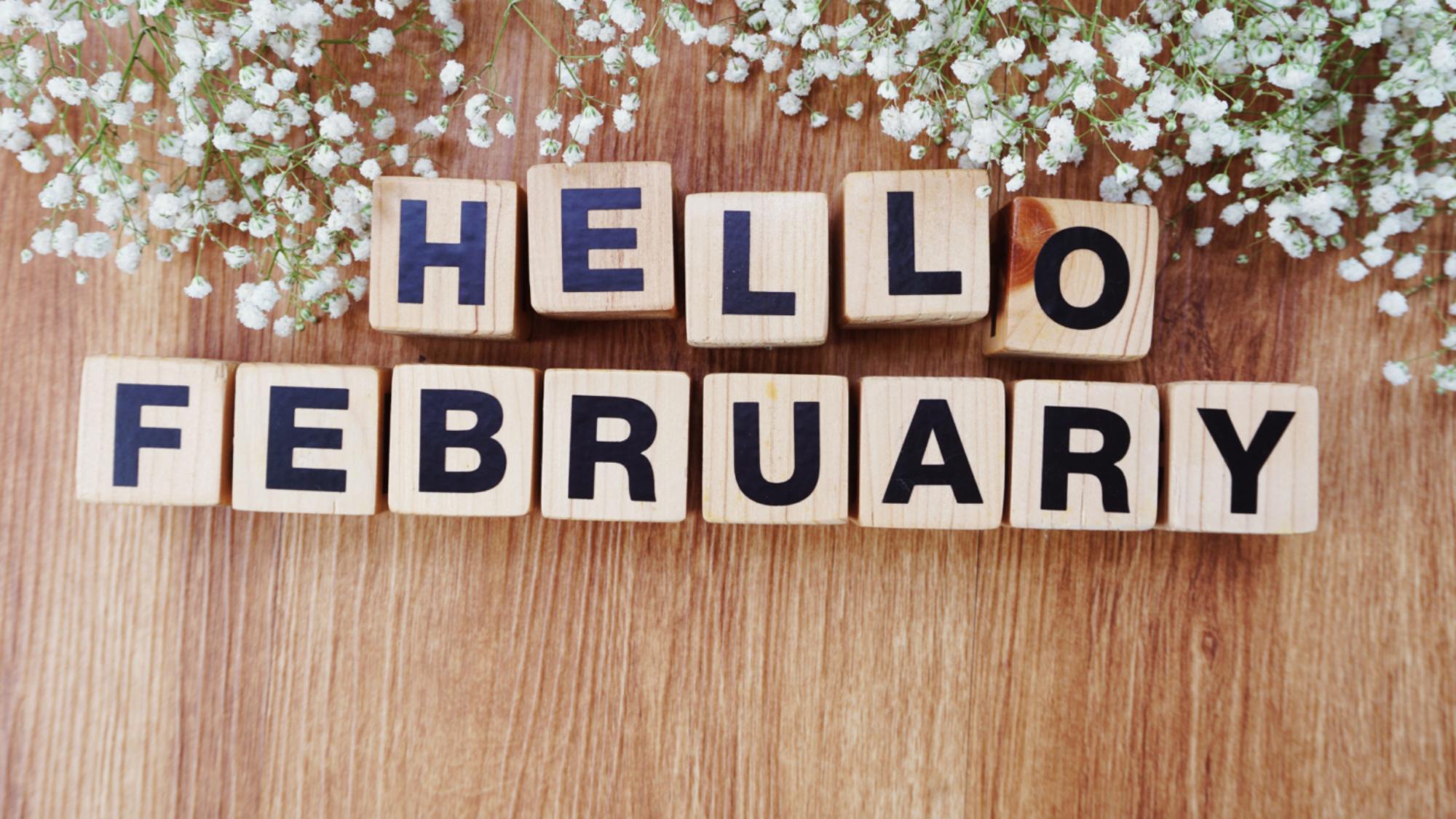 February wellbeing