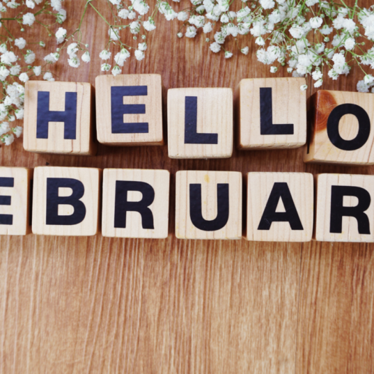 February wellbeing