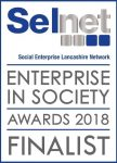 finalist, enterprise in society awards, the growing club