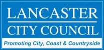 lancaster council logo blue